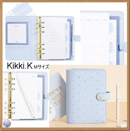 Kikki.K M size and leather multipurpose Organizer / is