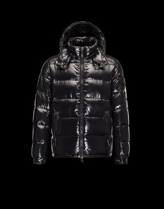 17 18 Fall Winter Down jacket black