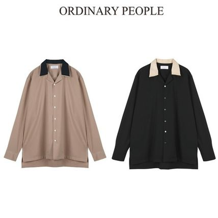 ORDINARY PEOPLE Shirts & Blouses Shirts & Blouses 2