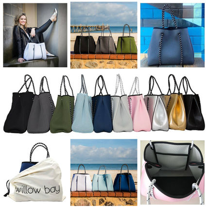 Willow bay Australian neoprene material tote