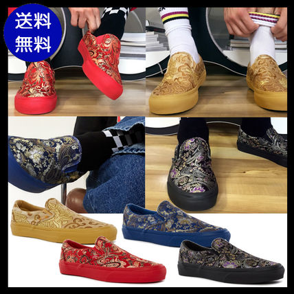 OPENING CEREMONY Flower Patterns Paisley Unisex Collaboration Sneakers