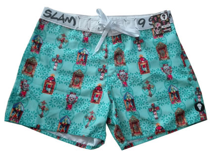 69 SLAM Men's boardshorts shorts-SSCOAX
