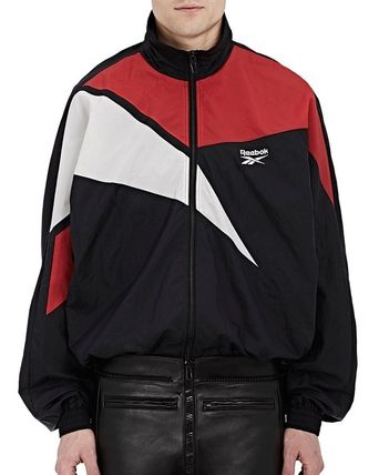VETEMENTS Street Style Collaboration Coach Jackets Coach Jackets