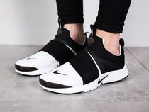 Nike AIR PRESTO Open Toe Casual Style Street Style Low-Top Sneakers
