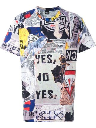 ▼ 17 SS 50% off SALE ▼ printed t-shirt
