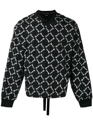▼ 17 SS 50% off SALE: V neck embroidered pullover