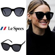 Le Spec Round Sunglasses