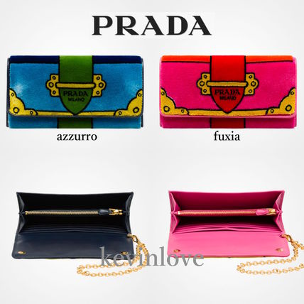 Velvet long wallet 1MH 019  2 BLF