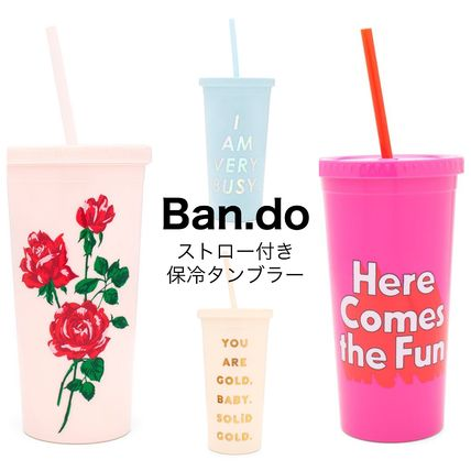 Insulated straw lid with tumbler ban.do mass