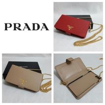 PRADA SAFFIANO LUX Smart Phone Cases