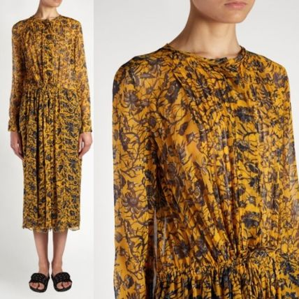 Sale Isabel Marant floral silk wondered