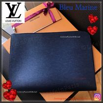 Louis Vuitton EPI Clutches