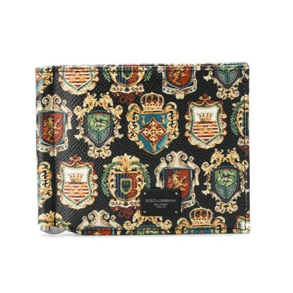 And Dolce &Gabbana with money clip wallet
