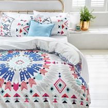 Target Comforter Covers Geometric Patterns Ethnic Duvet Covers