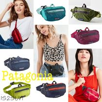 Patagonia Casual Style Unisex Plain Shoulder Bags