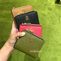 Tory Burch ROBINSON Saffiano Folding Wallets
