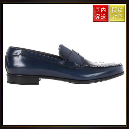Prada Loafers In Brushed Calf dress shoes