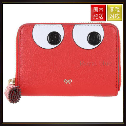 Eyes Small bifold wallet