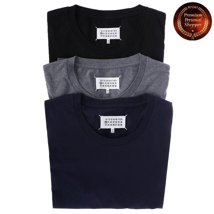 Maison Margiela three-piece stitch T-shirt