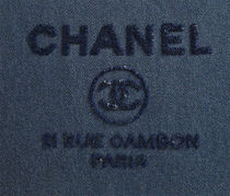 CHANEL DEAUVILLE Casual Style Unisex Canvas 2WAY Plain Clutches