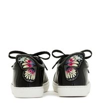 SOPHIA WEBSTER Leather Low-Top Sneakers