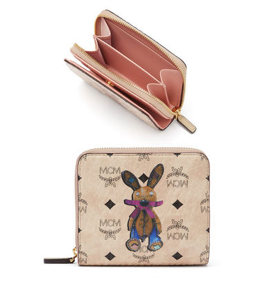 MCM genuine RABBIT can be a purse