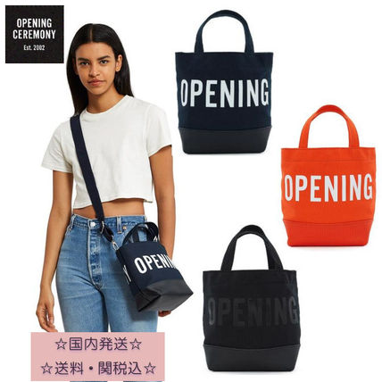 OPENING CEREMONY mini tote deployment
