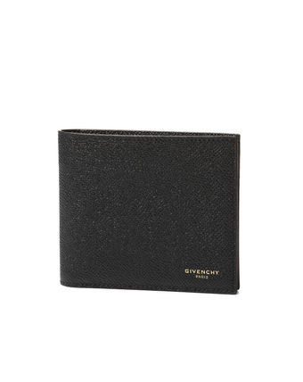 GIVENCHY bifold wallet black