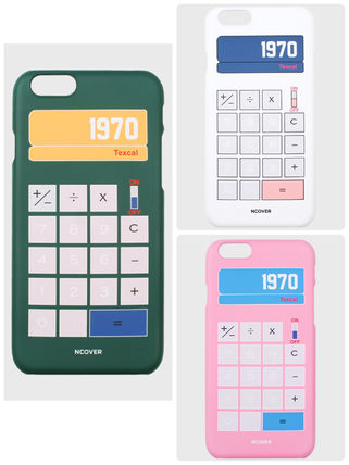 Street Style Plain Smart Phone Cases