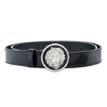 And VERSUS VERSACE lion head belt