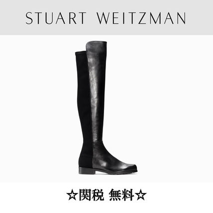 17AW 5050 Leather Long Boots