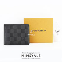 Louis Vuitton MULTIPLE WALLET [London department store new item]