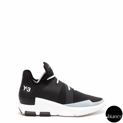 Adidas y-3 NOCI LOW BY2627 sneakers BLACK