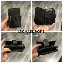 Michael Kors Leather Card Holders