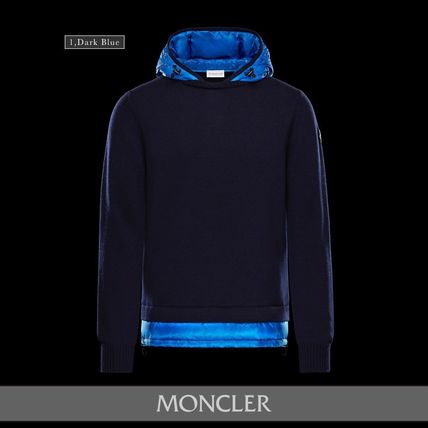 17 AW HOODED JUMPER LEON