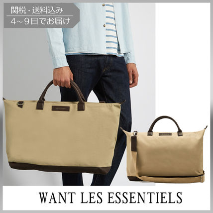 VIP sale WANT LES ESSENTIELS Hartsfield canvas tote