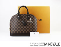 Louis Vuitton ALMA Alma PM Damier  [London department store new item]