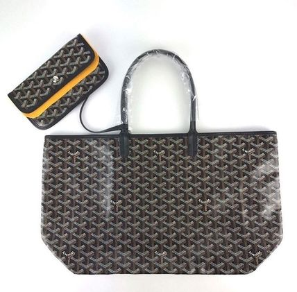 New GOYARD St. Louis PM black