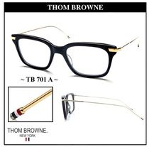 THOM BROWNE Square Sunglasses