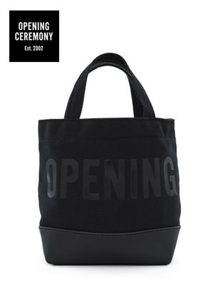 Opening Ceremony the Messenger mini-book tote bag