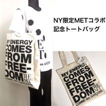 COMME des GARCONS Casual Style Unisex Collaboration Totes
