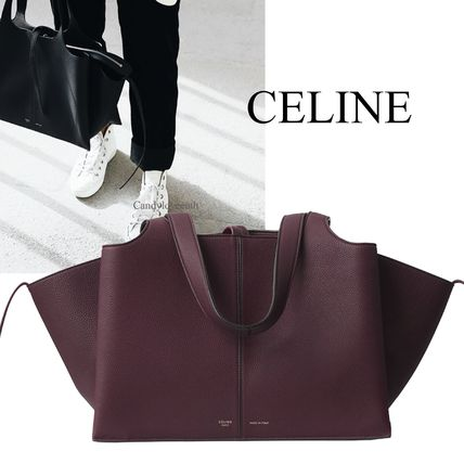CELINE Tri Fold Luxury Brand Bag Totes
