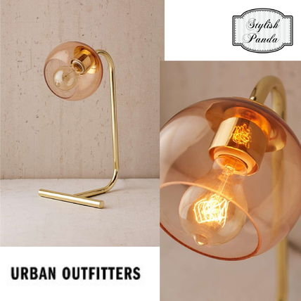 Urban Outfitters modern desk lamp 35.5 x