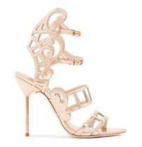 SOPHIA WEBSTER Leather Heeled Sandals