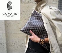 GOYARD 2017-18AW CLUTCH classic color GM size clutches