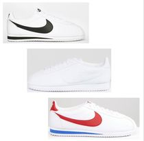 Nike CORTEZ Street Style Leather Sneakers