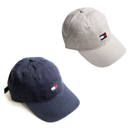 Tommy Hilfiger logo embroidered 6 panel Cap