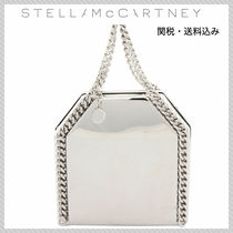 Stella McCartney 2WAY Chain Plain Party Style Clutches