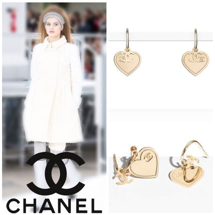 CHANEL Earrings & Piercings 2017-18AW