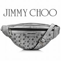 Jimmy Choo Star Studded Leather Bags